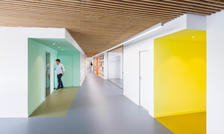 Fondation des Terrains Industriels Headquarters-办公