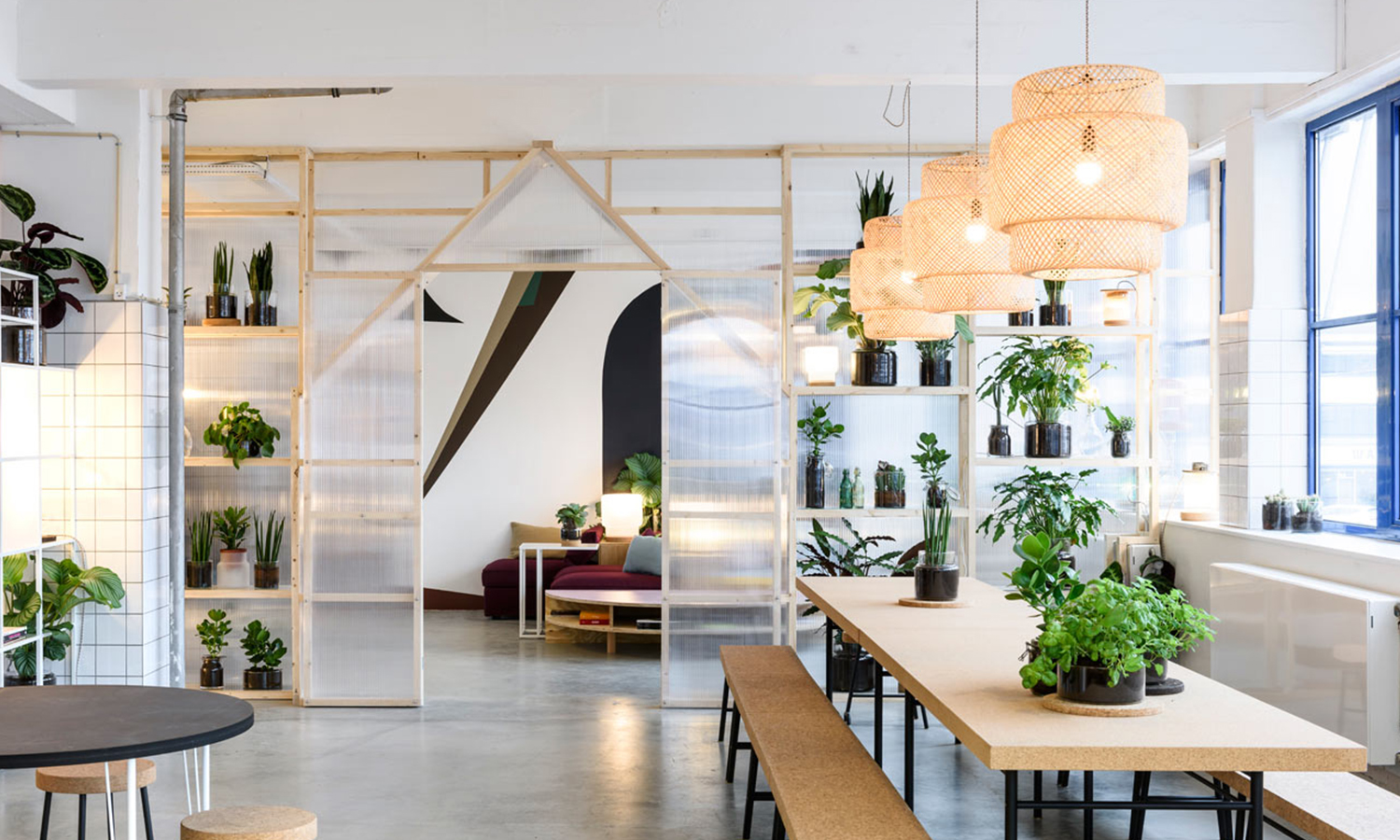 IKEA's New External Innovation Lab-办公