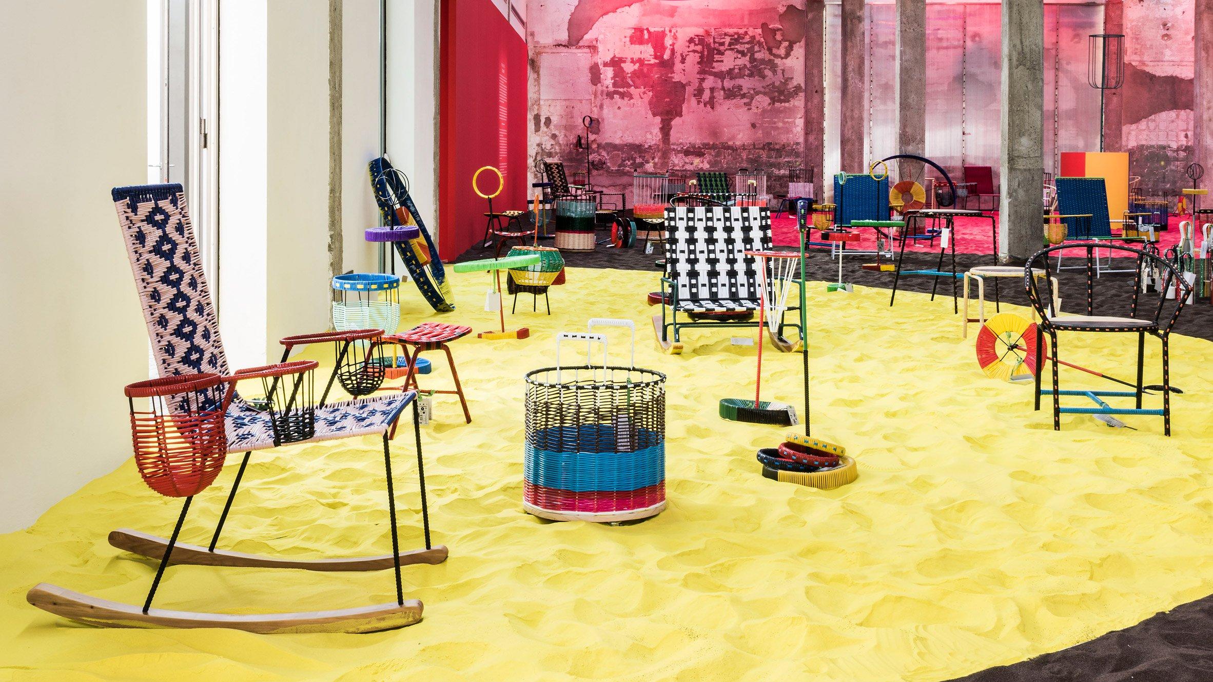 marni-playland-milan-design-week-furniture-toys-weaving-installation-chairs-_dezeen_hero-b