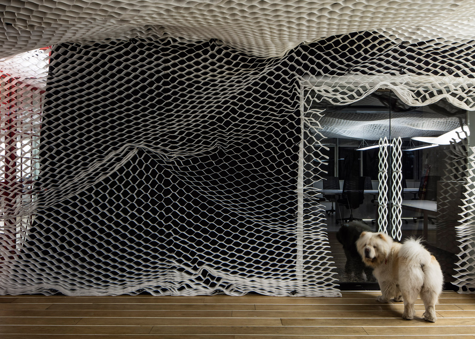 prs-offices-paritzki-liani-architects-interiors-ceiling-geo-cell-tel-aviv-israel-colour_dezeen_1568_4
