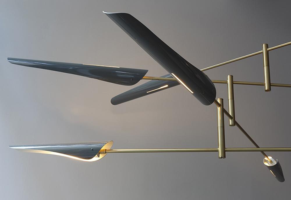 428-Sarus-4Tier-Grey-Gloss-w-Brass-Detail-20150218-800x550副本